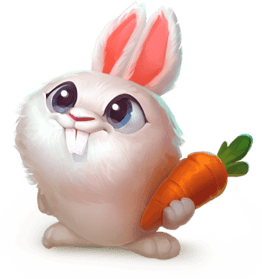 Illustration From Fat Rabbit Game in the Best Online Casino