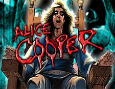 Alice Cooper No deposit Bonus at Stakers