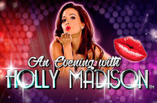 An Evening With Holly Madison No deposit Bonus at Stakers