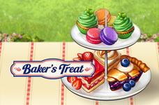 Baker's Treat No deposit Bonus at Stakers