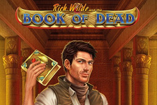 Book of Dead No deposit Free Spins at Stakers