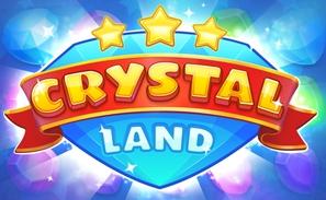 Crystal Land No deposit Bonus at Stakers