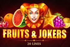 Fruits And Jokers No deposit Bonus at Stakers