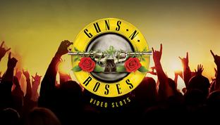 Guns N Roses No deposit Free Spins at Stakers
