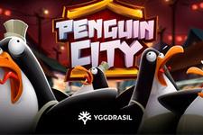 Penguin City No deposit Bonus at Stakers